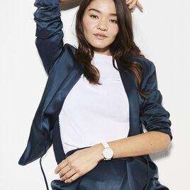 Montre Skagen Aaren Kulor Blanc - Montres tendances Femme | Histoire d'Or