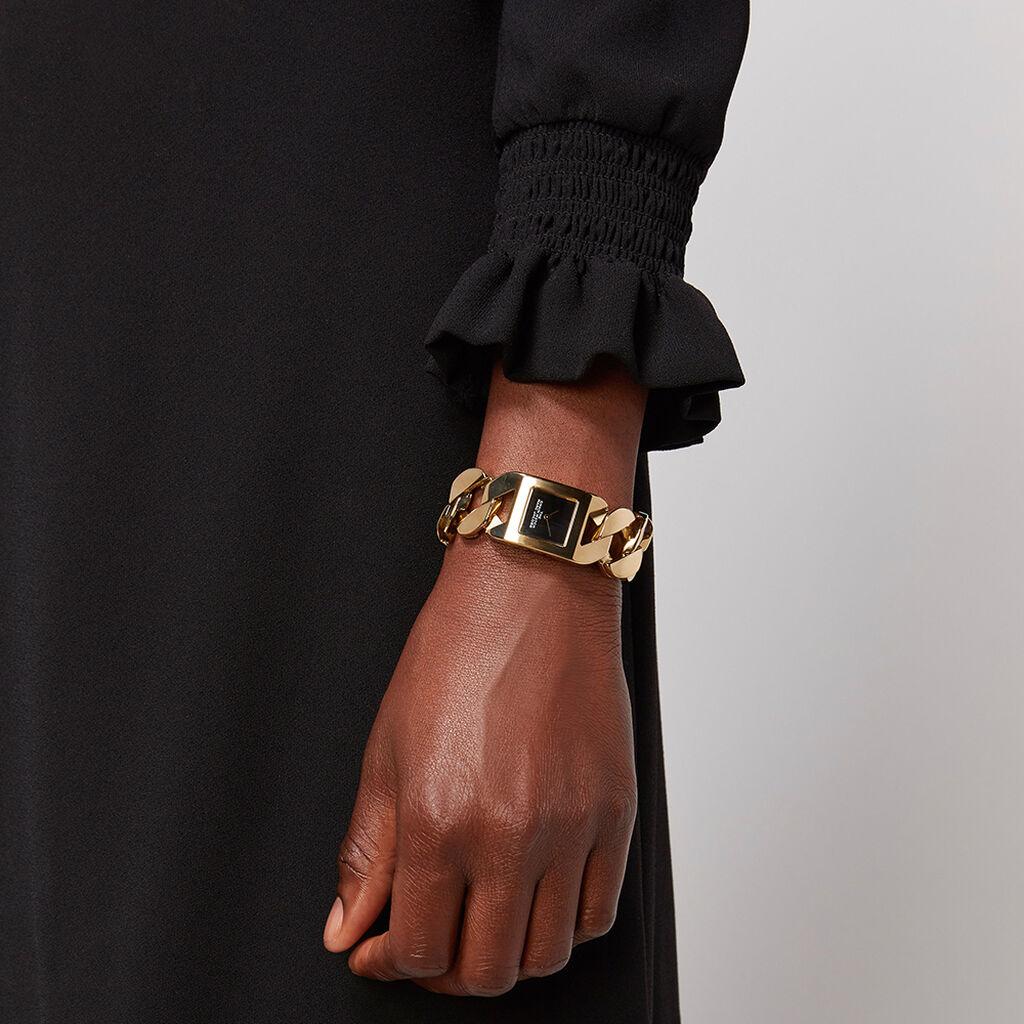 Montre Marc Jacobs Adele Noir - Montres tendances Femme | Histoire d'Or