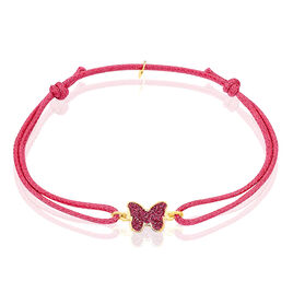Bracelet Solena Papillon Or Jaune - Bracelets Naissance Enfant | Histoire d'Or