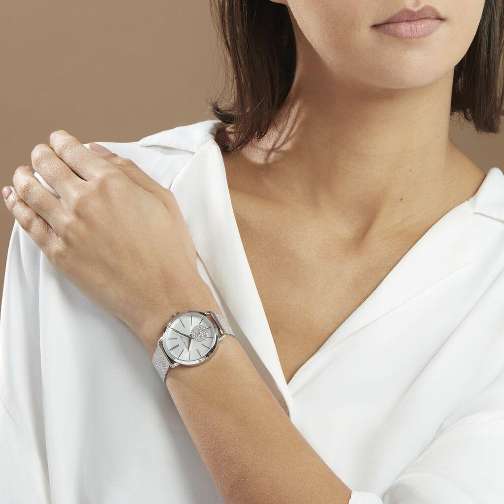 Montre Michael Kors Portia Argent - Montres tendances Femme   Histoire d'Or