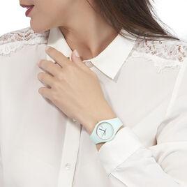 Montre Ice Watch Glam Bleu - Montres Femme   Histoire d'Or