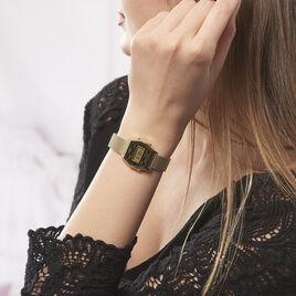 Montre Casio Collection Vintage Noir - Montres sport Femme   Histoire d'Or