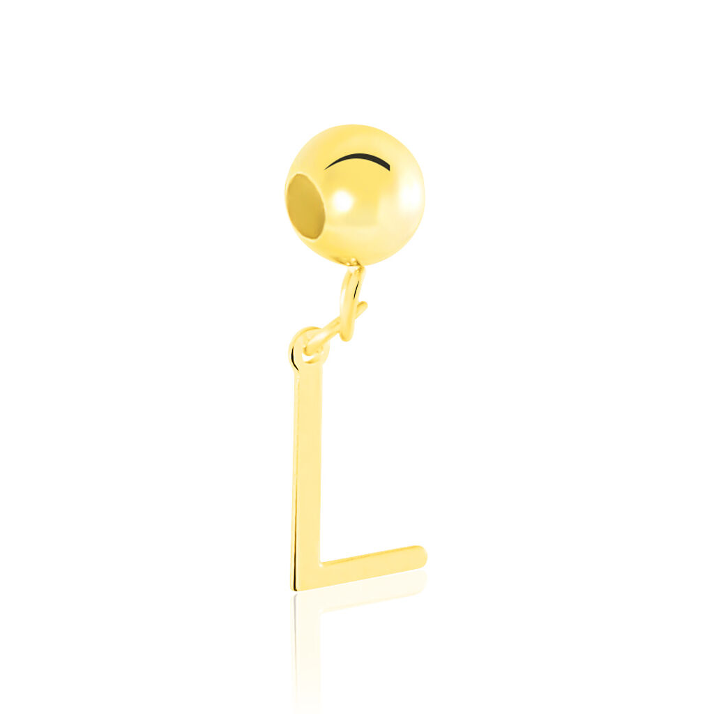 Charms Erneste Or Jaune - Charms Femme   Histoire d'Or