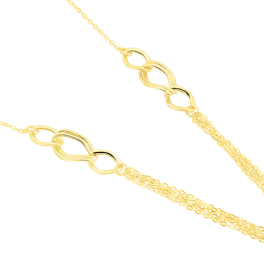 Collier Blinda Or Jaune - Bijoux Femme | Histoire d'Or