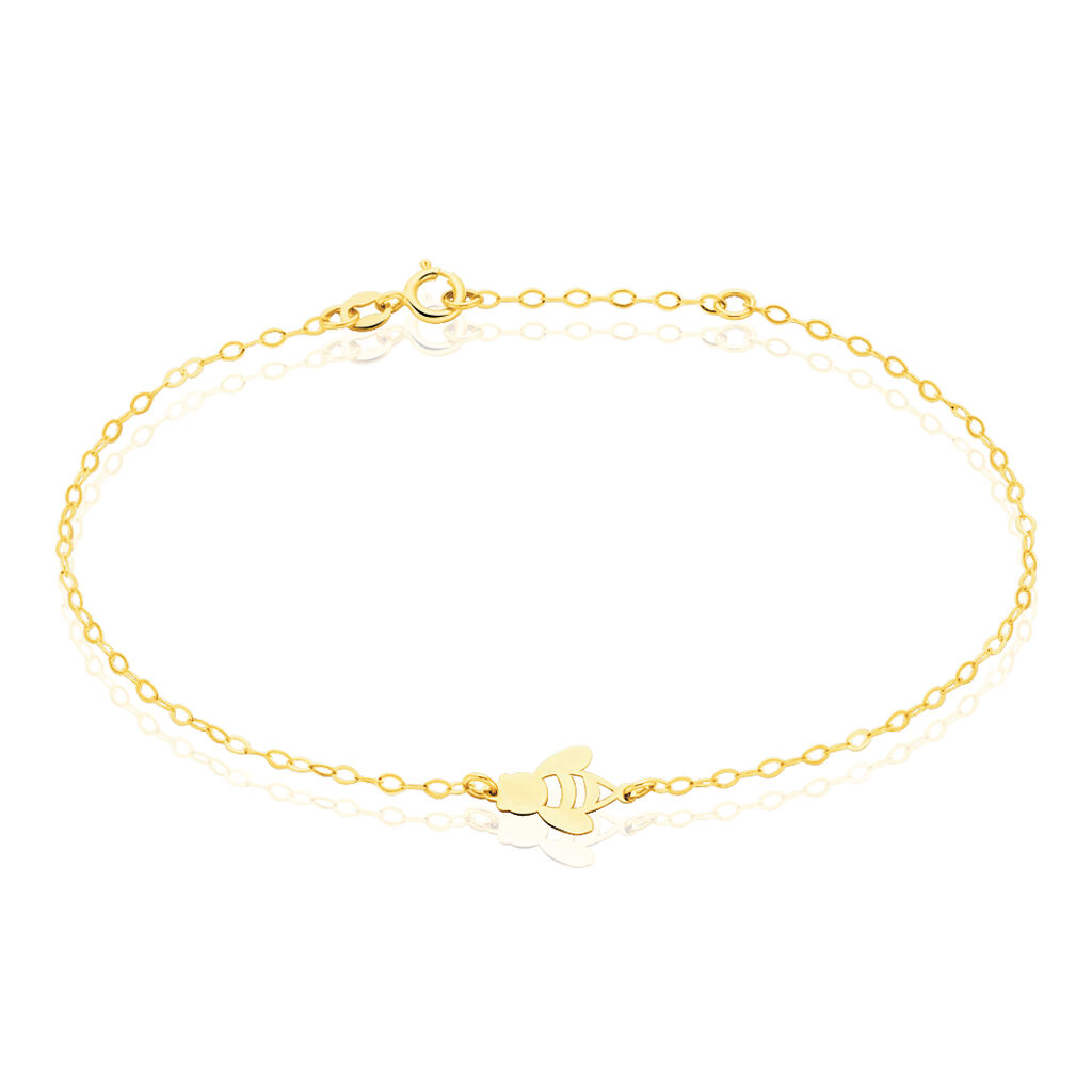 Bracelet Elfida Or Jaune - Bijoux Femme | Histoire d'Or