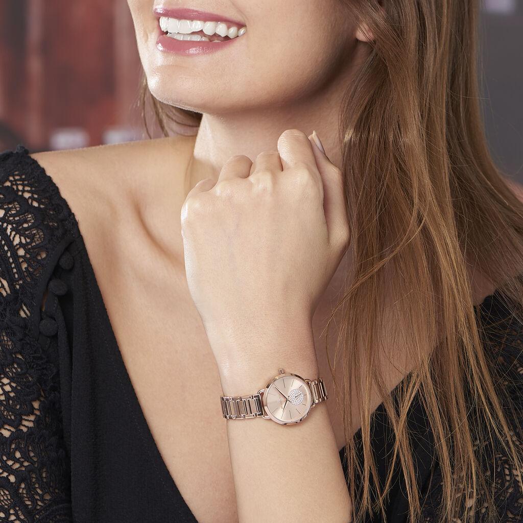 Montre Michael Kors Portia Rose - Montres tendances Femme | Histoire d'Or