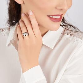 Bague Xenia Or Jaune Diamant - Bagues avec pierre Femme | Histoire d'Or