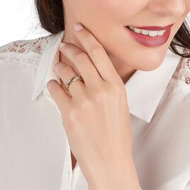 Bague Morgana Or Jaune Diamant - Bagues avec pierre Femme | Histoire d'Or