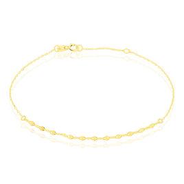 Bracelet Fileana Or Jaune - Bracelets chaîne Femme   Histoire d'Or