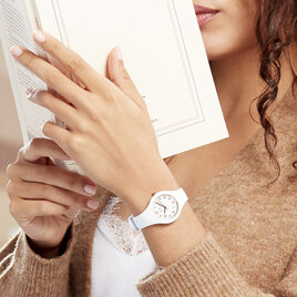 Montre Ice Watch Glam Blanc - Montres Femme | Histoire d'Or