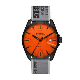 Montre Diesel Ms9 Orange - Montres tendances Homme | Histoire d'Or