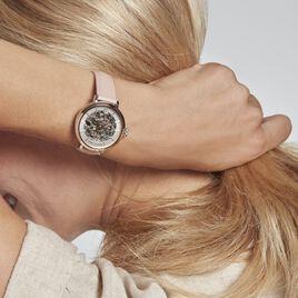 Montre Pierre Lannier Automatic Argent - Montres Femme   Histoire d'Or