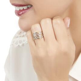 Bague Leopoldine Or Jaune Diamant - Bagues avec pierre Femme | Histoire d'Or
