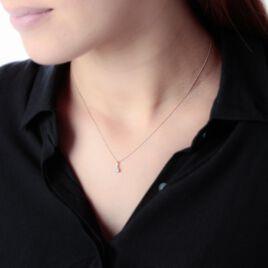 Pendentif Victoria Or Jaune Diamant - Pendentifs Femme   Histoire d'Or