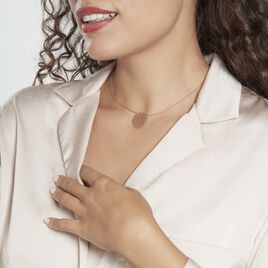 Collier Georas Plaqué Or - Colliers fantaisie Femme | Histoire d'Or