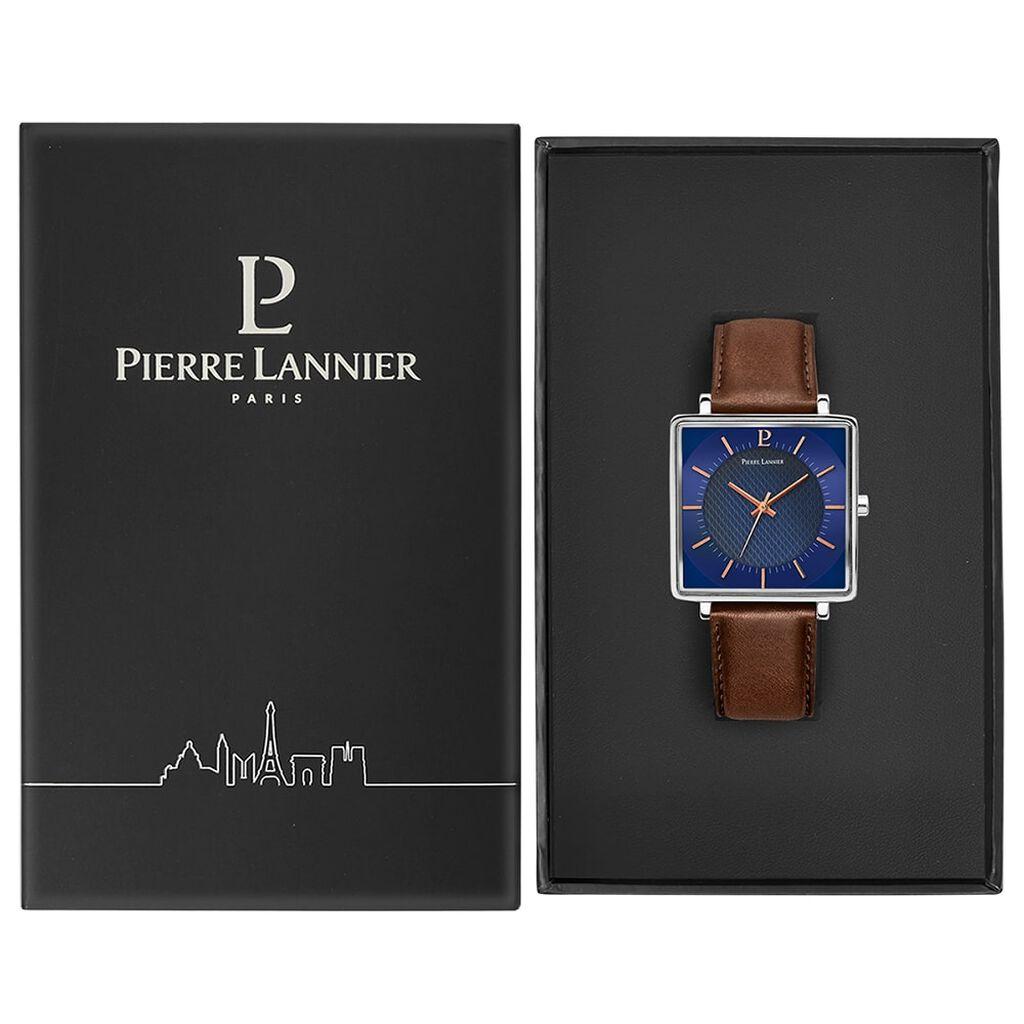 Montre Pierre Lannier Collection Lecare Bleu - Montres tendances Homme | Histoire d'Or