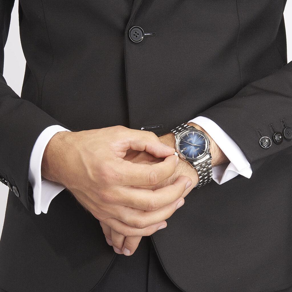 Montre Seiko Presage Cocktail Bleu - Montres Homme | Histoire d'Or