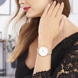 Montre Michael Kors Pyper Blanc - Montres tendances Femme   Histoire d'Or