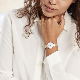 Montre Codhor Nerine Blanc - Montres classiques Femme | Histoire d'Or