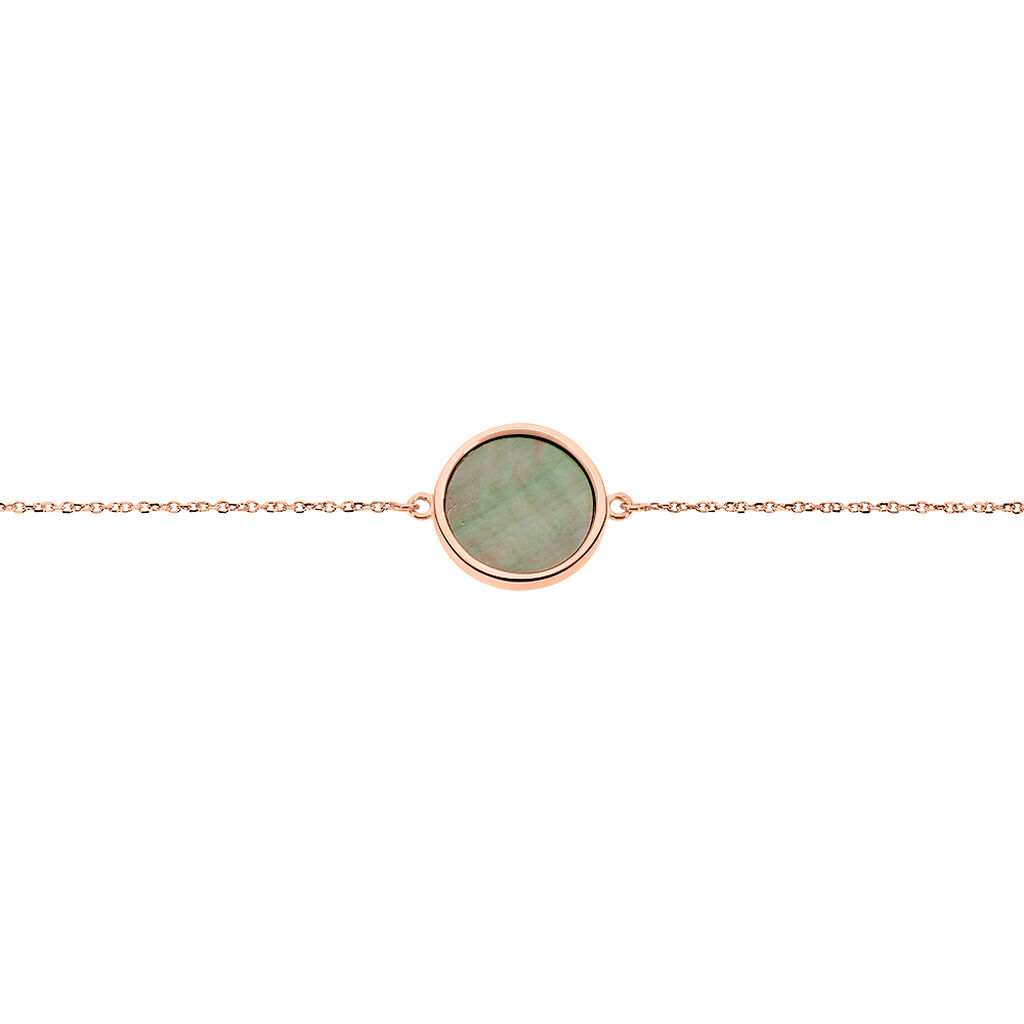 Bracelet Joana Or Rose Nacre