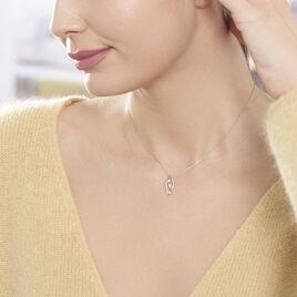 Collier Bathilde Or Jaune Diamant - Bijoux Femme   Histoire d'Or