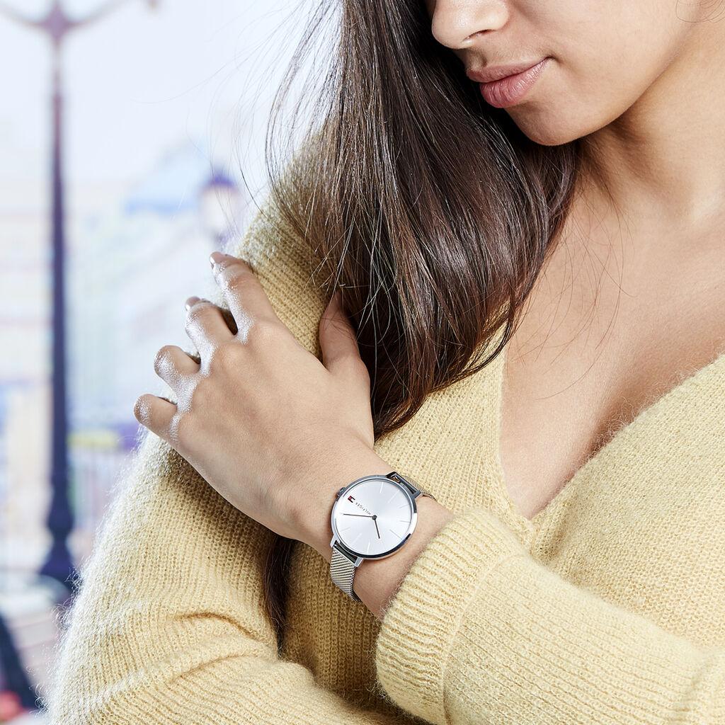 Montre Tommy Hilfiger Project Z Blanc - Montres Femme | Histoire d'Or