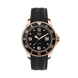 Montre Ice Watch Steel Noir - Montres tendances Famille | Histoire d'Or