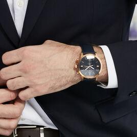 Montre Fossil Townsman Bleu - Montres classiques Homme | Histoire d'Or