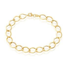 Bracelet Jeanne Or Jaune - Bijoux Femme   Histoire d'Or