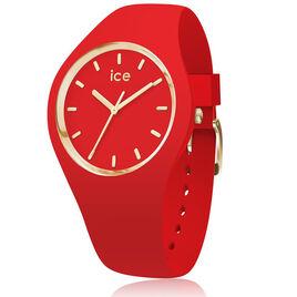 Montre Ice Watch Glam Rouge - Montres tendances Femme | Histoire d'Or