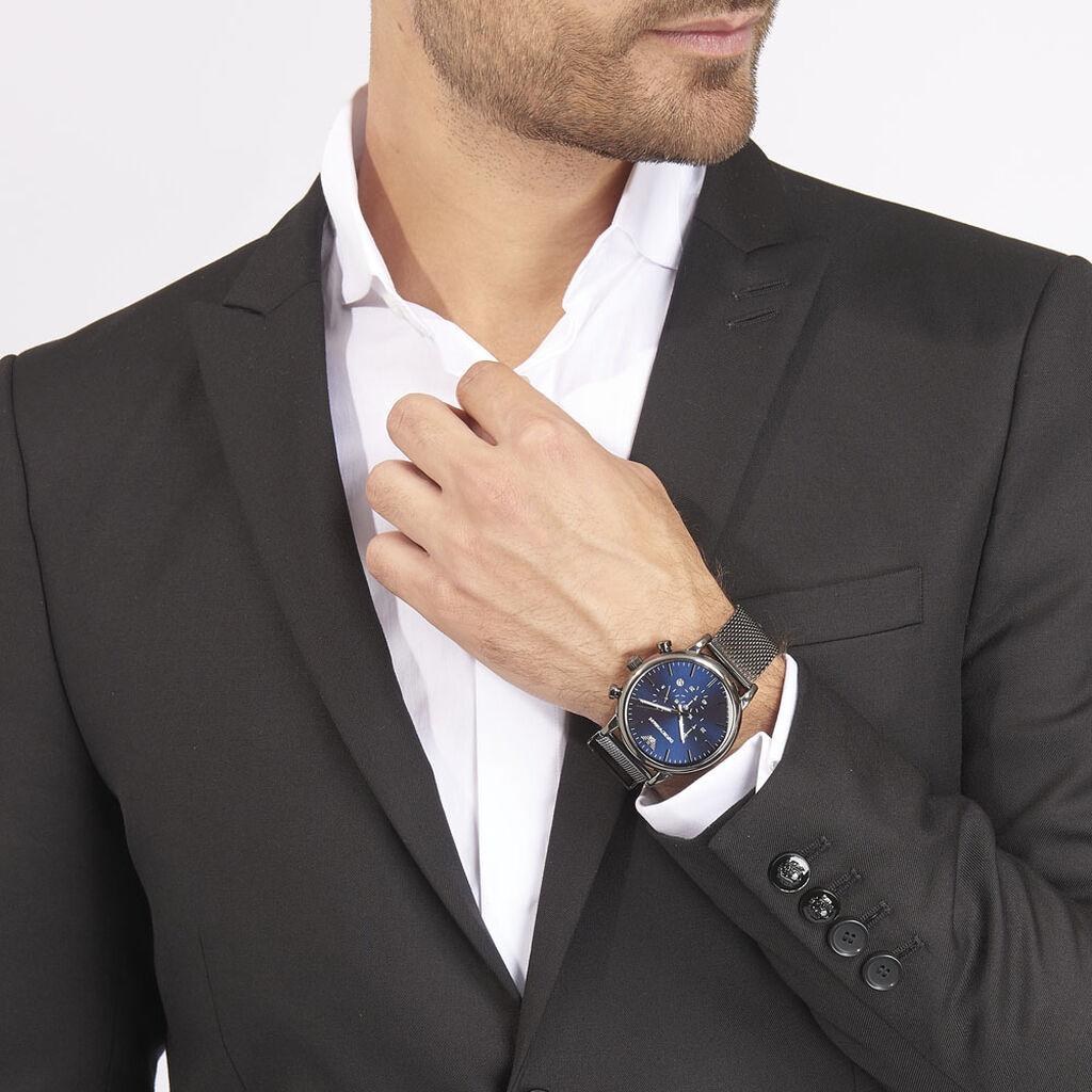 Montre Emporio Armani Luigi Bleu - Montres Homme | Histoire d'Or