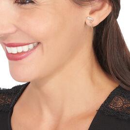 Bijoux D'oreilles Cateline Or Jaune Diamant - Ear cuffs Femme   Histoire d'Or