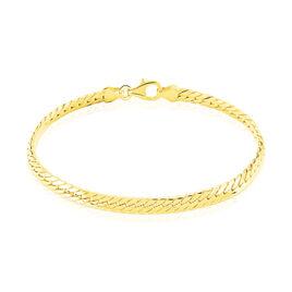 Bracelet Miriam Or Jaune - Bracelets chaîne Femme | Histoire d'Or
