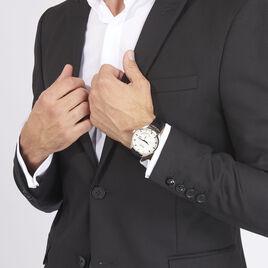 Montre Seiko Classique Kinetic Blanc - Montres classiques Homme | Histoire d'Or