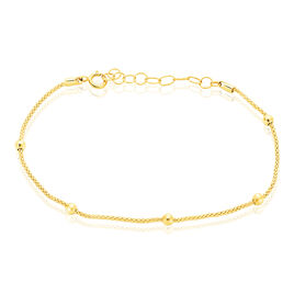 Bracelet Assiba Or Jaune - Bijoux Femme | Histoire d'Or