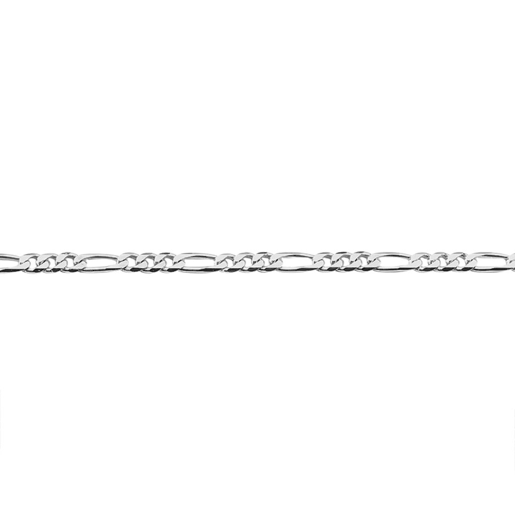 Collier Argent Blanc - Chaines Homme | Histoire d'Or
