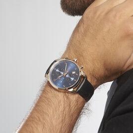Montre Boss Skymaster Bleu - Montres Homme | Histoire d'Or