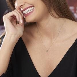 Collier Purete Or Jaune Diamant - Bijoux Femme | Histoire d'Or
