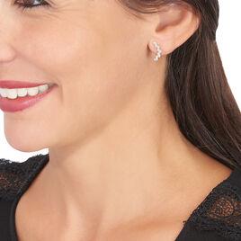 Bijoux D'oreilles Galla Or Jaune - Ear cuffs Femme | Histoire d'Or