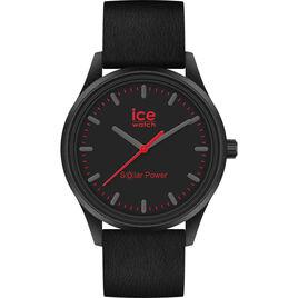 Montre Ice Watch Solar Power Noir - Montres Famille | Histoire d'Or