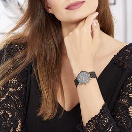 Montre Codhor Cindy Noir - Montres Femme | Histoire d'Or