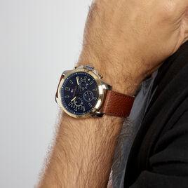 Montre Tommy Hilfiger Decker Bleu - Montres Homme   Histoire d'Or