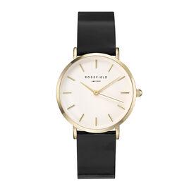 Montre Rosefield The Premium Gloss Blanc - Montres classiques Femme | Histoire d'Or