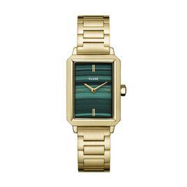 Montre Cluse Fluette Vert - Montres Femme | Histoire d'Or