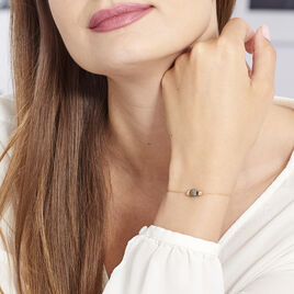 Bracelet Andrienne Or Jaune - Bijoux Femme | Histoire d'Or