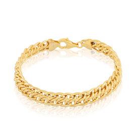 Bracelet Or Jaune Maille Russe - Bracelets chaîne Femme | Histoire d'Or
