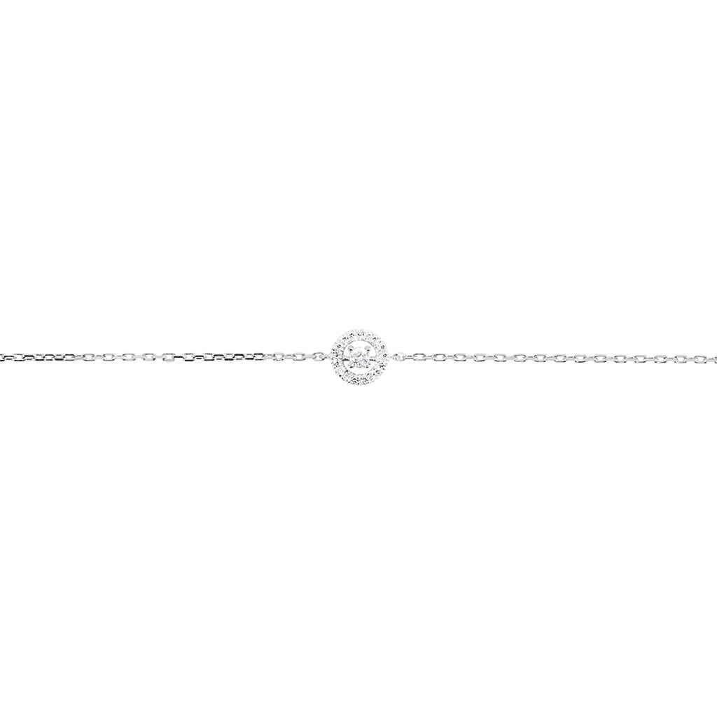 Bracelet Domitia Or Blanc Diamant