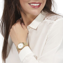 Montre Guess Chelsea Argent - Montres tendances Femme   Histoire d'Or