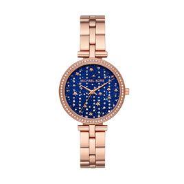 Montre Celestyn Bleu - Bijoux Etoile Femme | Histoire d'Or