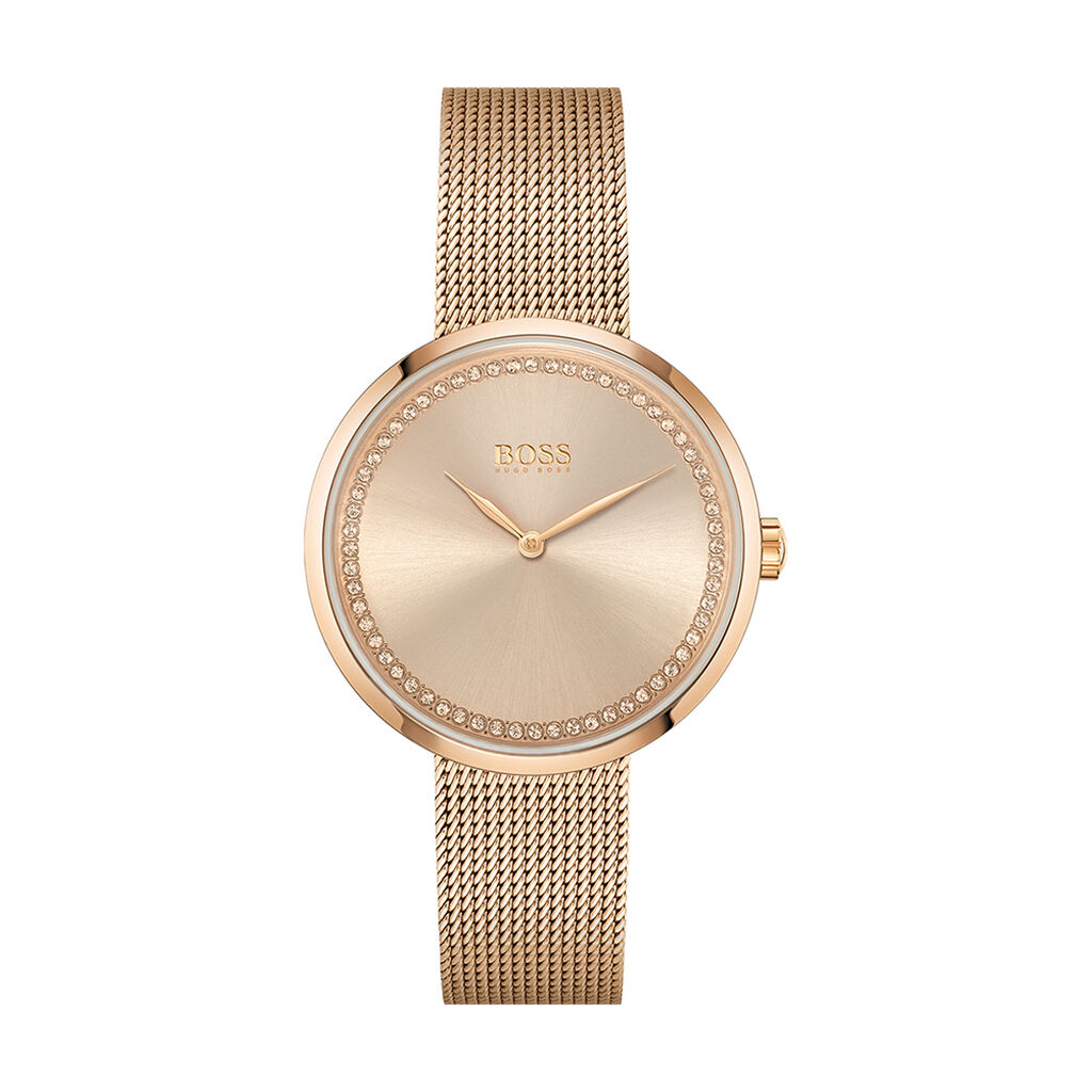 Montre Boss Praise Rose